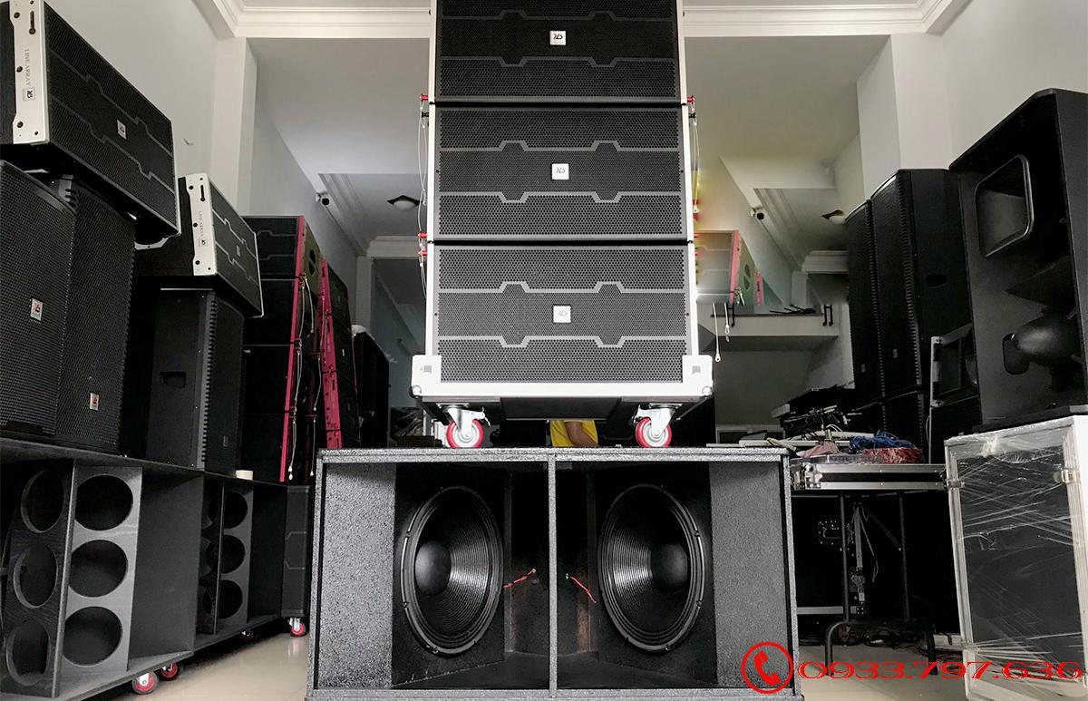 DÀm âm thanh chuyên s6n khấu