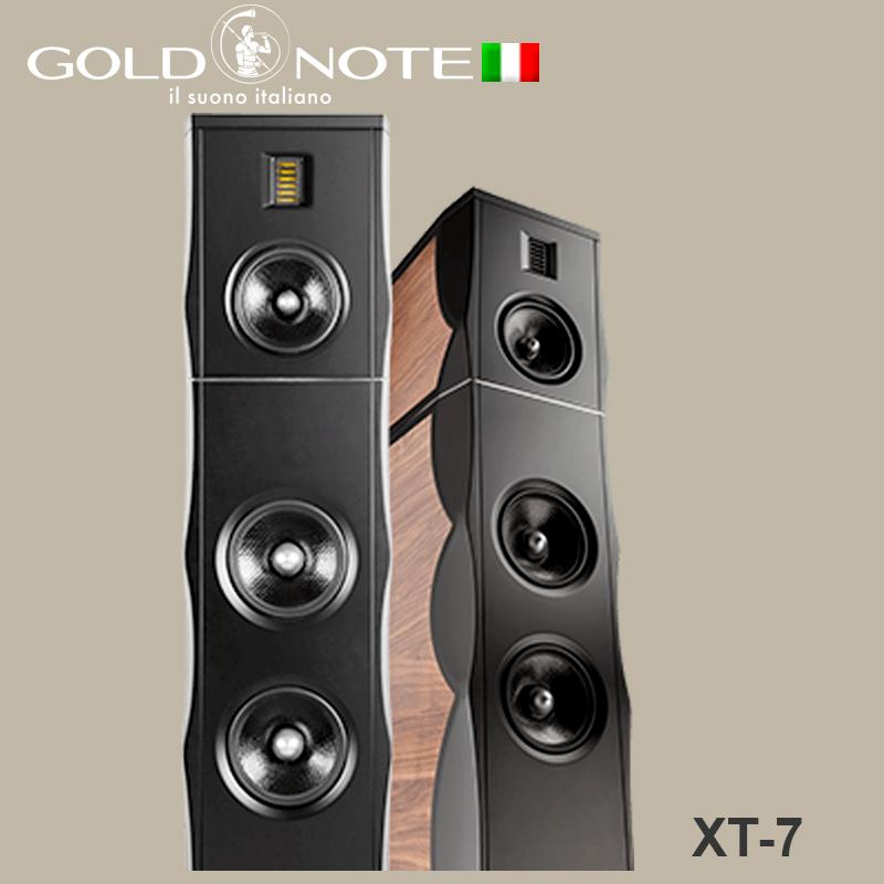 Loa Hi-End Gold Note XT-7 Italia - siêu cao cấp