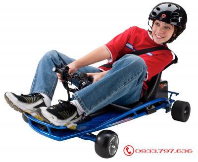 Xe điện Gokart Ground Force Drifter từ 8 tuổi +