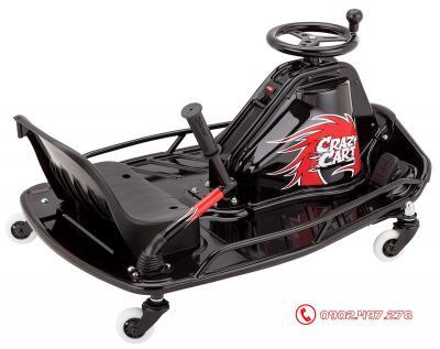 Xe điện quay tròn Razor Crazy Cart - Drift