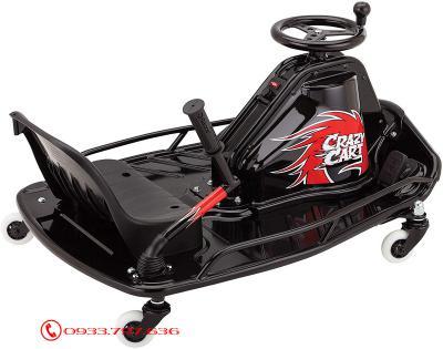 Xe Điện Xoay Tròn Razor Crazy Cart XL