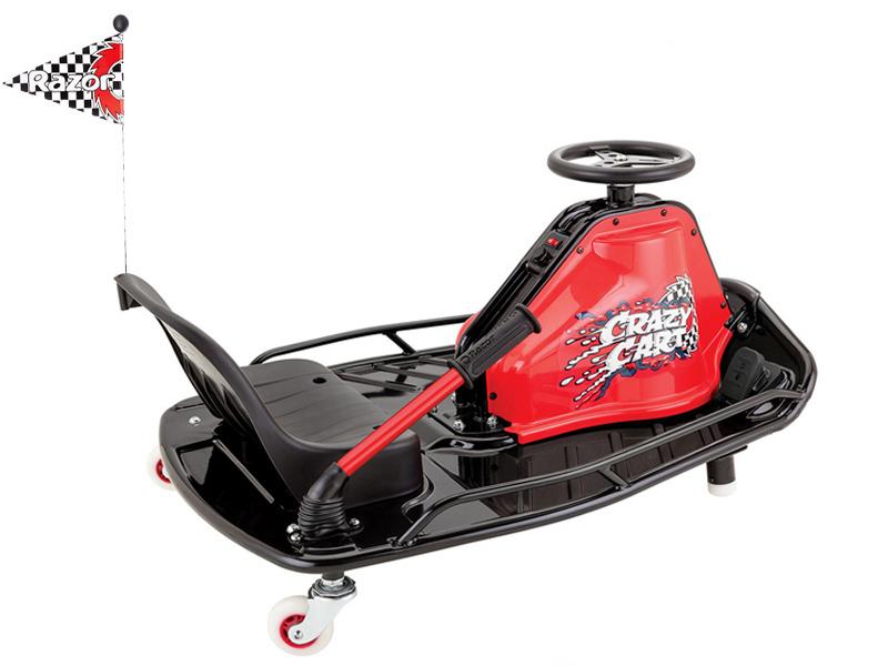 Xe điện Trò Chơi Razor Crazy Cart - Drift Cao Cấp