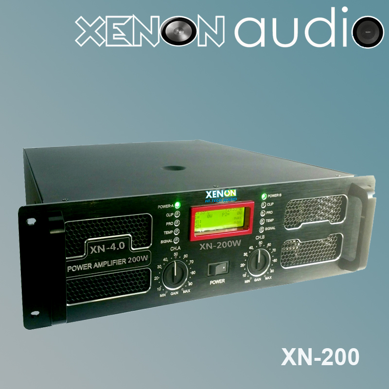 Amply XENON XN200A Hát Nhạc Karaoke Siêu Hay