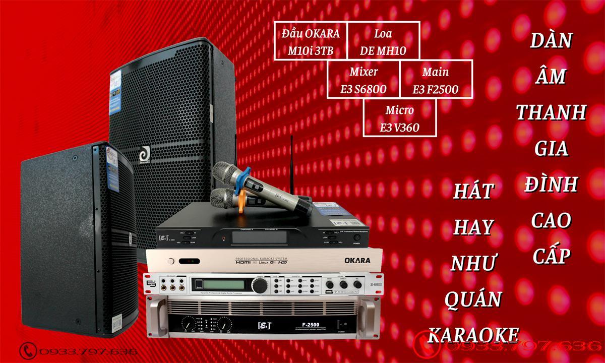 Dàn hát Karaoke