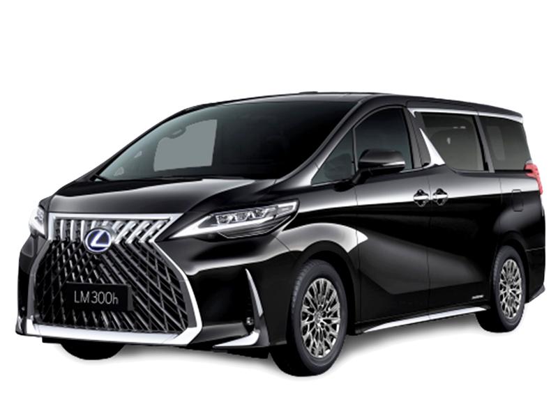 Lexus LM300h 2021 4 ghế nhập khẩu chính ngạch