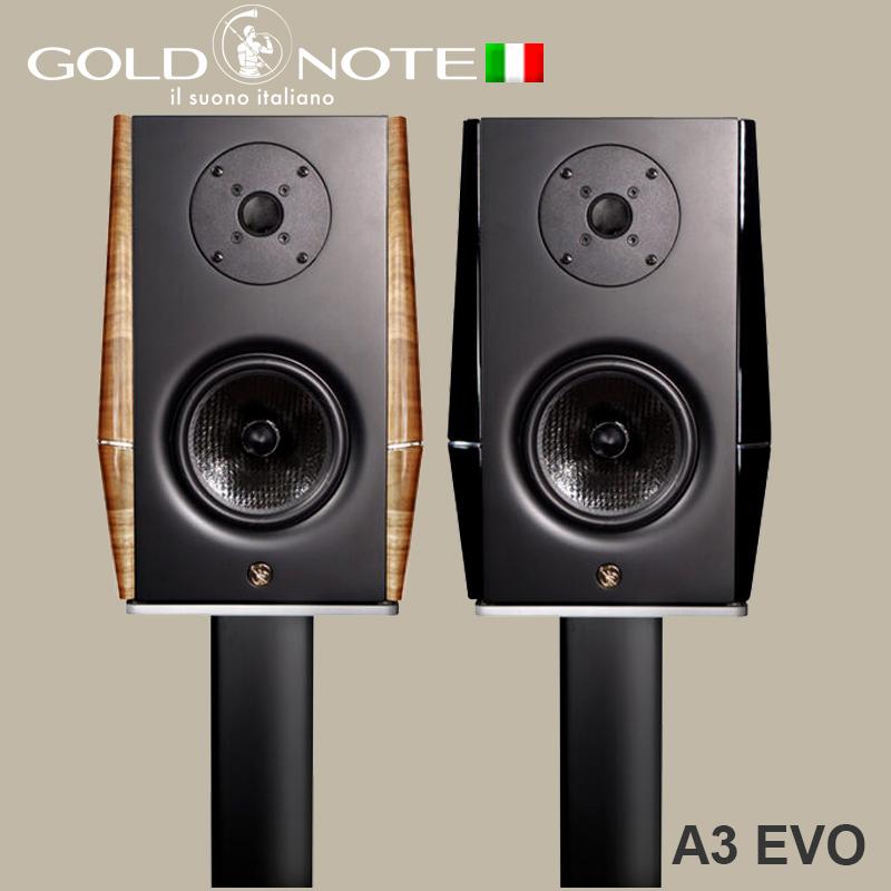 Loa Hi-End Gold Note A3 EVO Italia, đẳng cấp VIP