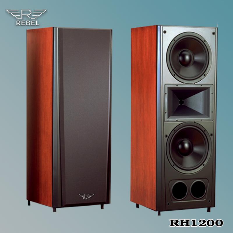Loa Rebel RH1200 Công Sức Khủng - Hát Nhạc Siêu Hay