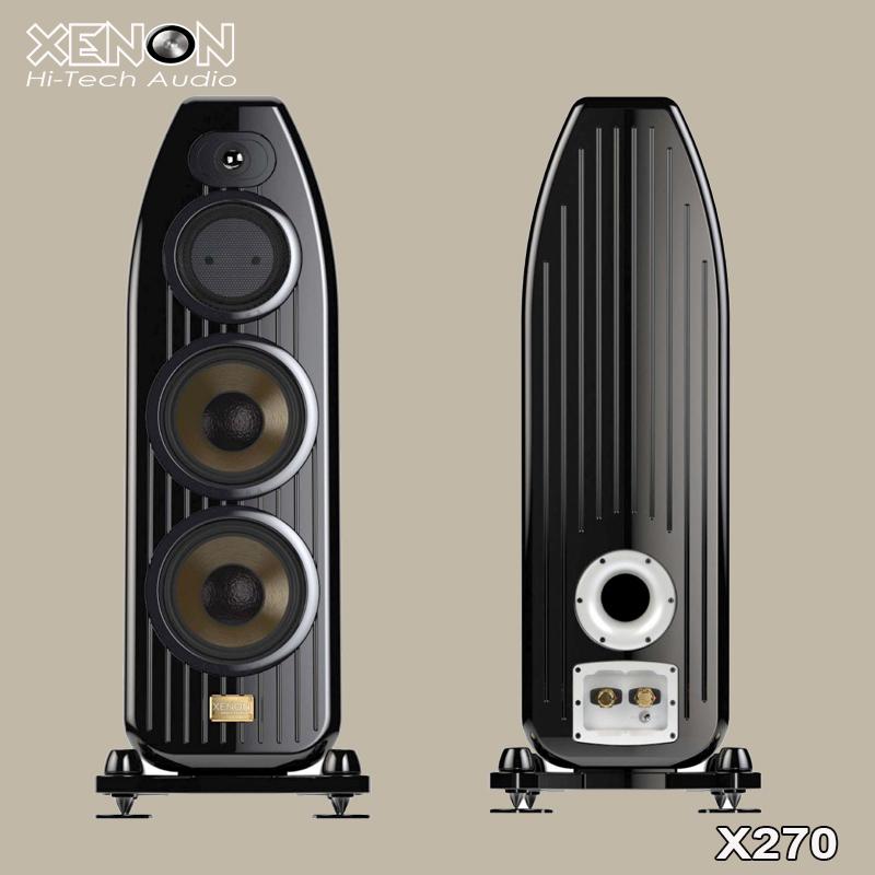 Loa Xenon X270, Loa Hát Karaoke Chuyên Nghiệp Tại Nhà