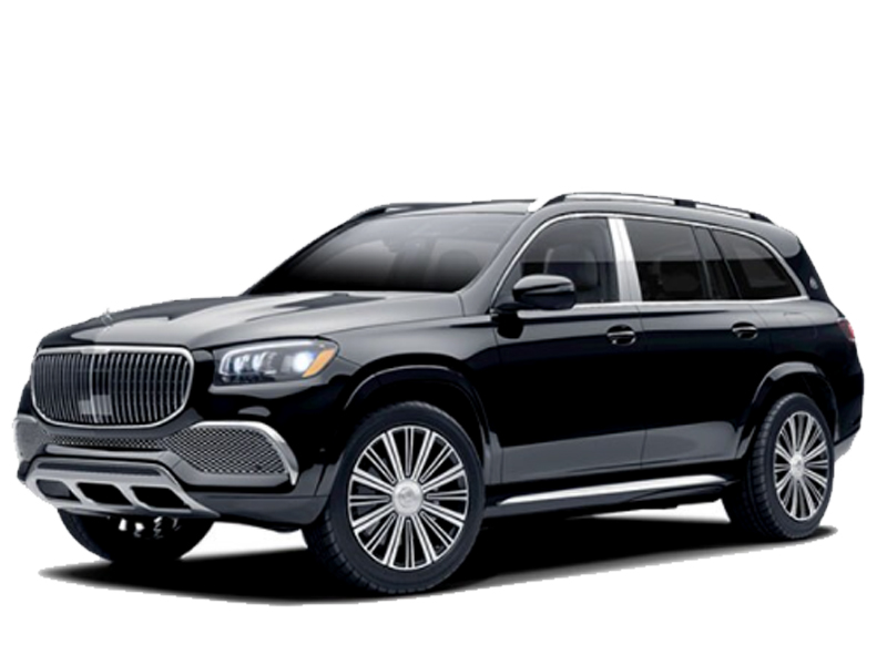 Mercedes GLS600 2021 Maybach, giao xe nhanh