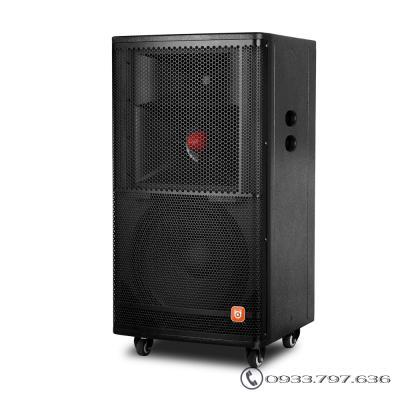Bộ Loa Kéo Di Động JBX 9872 400W Âm Thanh 3 Chiều Hát Karaoke