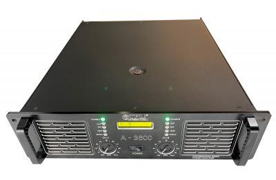 Cục Đẩy 4 kênh A3600-5000W Chuyên Đánh Loa Full Đôi 4 Tấc