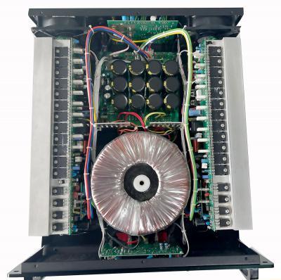 Cục Đẩy TPL MS6800 -5000W Dùng Đánh  8 Loa Full Đôi Bass 40