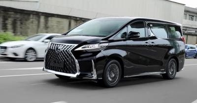 Lexus LM300h 7 ghế 2021 Nhập Khẩu Giá Rẻ