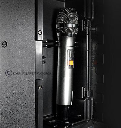 Loa Kéo Di Động JBX 9036 1000W Âm Thanh 3 Chiều Hát Karaoke