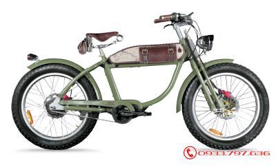 Xe Đạp Điện Italjet Modello Ascot Adventure