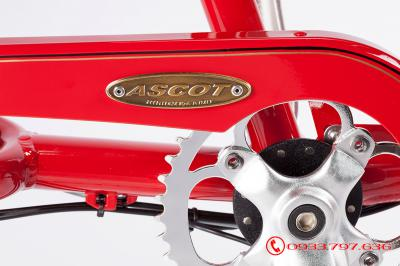 Xe Đạp Điện Italjet Modello Ascot Sport
