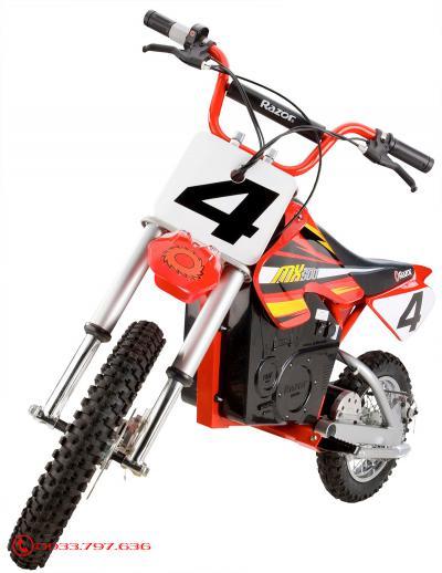 Xe Điện Cào Cào Razor -MX500 Dirt Rocket,  Xe điện Off Road