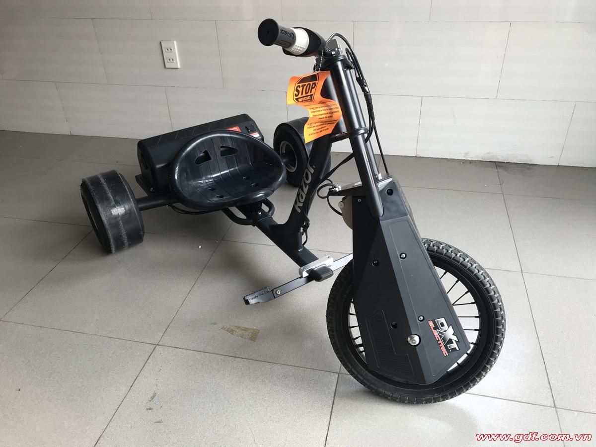 xe điện 3 bánh razor DXT chuyên drift