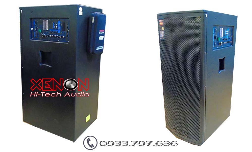 Loa Kéo XENON X7200A 400W Full đôi