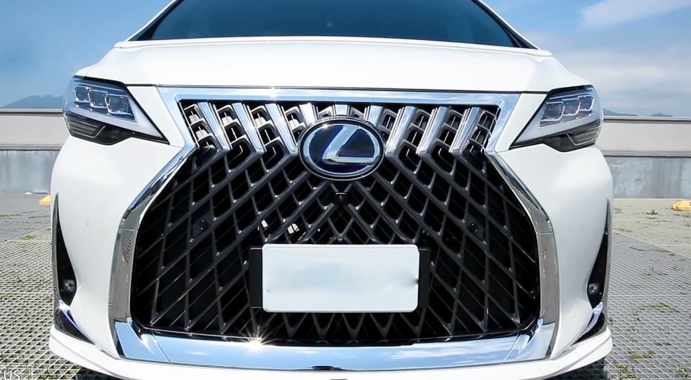 Lexus LM300h 7 ghế 2021 cao cấp giá rẻ