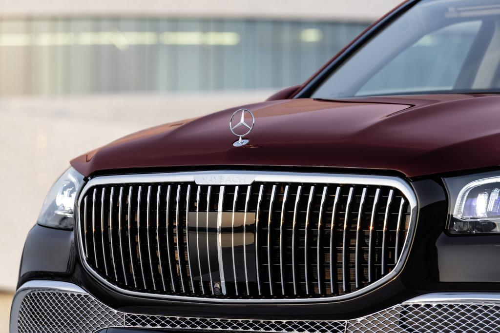 Mercedes Maybach GLS 600 4 Matic 2021